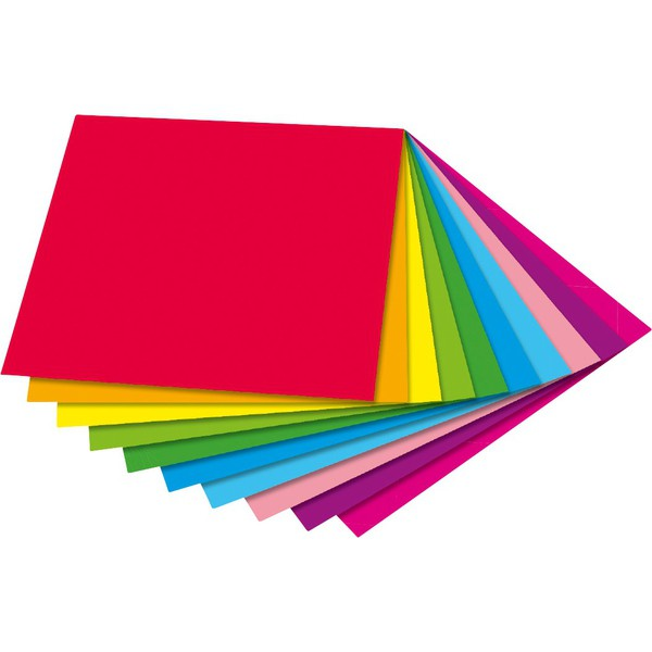 Papier do origami dwustronny 20 x 20 cm 200 sztuk