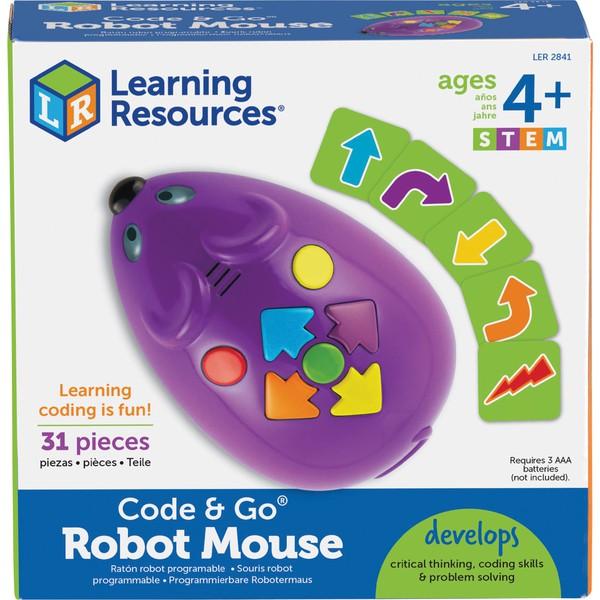 Robot - Myszka Code & Go - Zestaw startowy do programowania