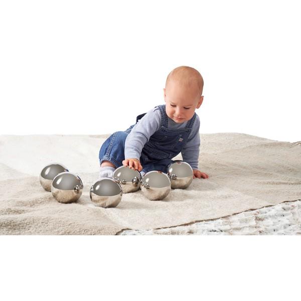 Magiczne piłki sensoryczne, 6 sztuk