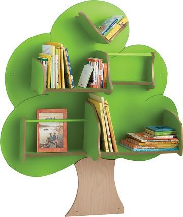 """Regał na książki """"Drzewo"""""""