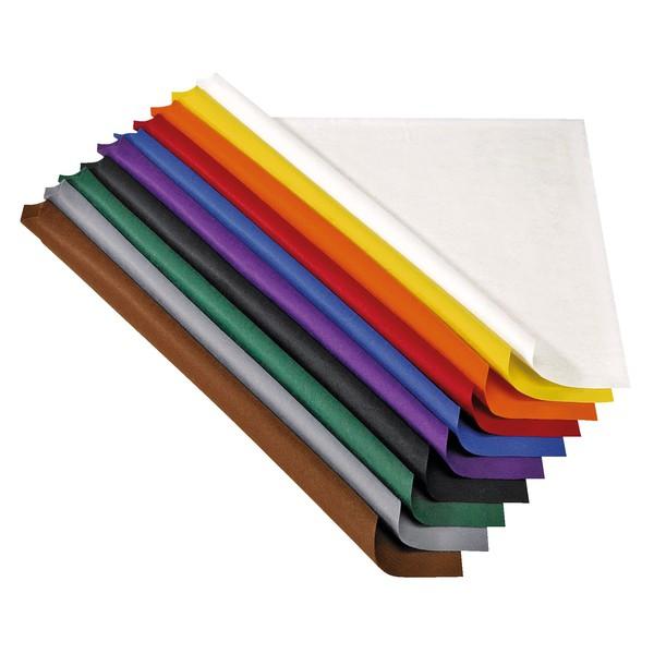 Zestaw filcu, 10 kolorów