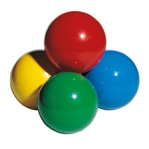 Zestaw piłek do rytmiki – 4 kolory