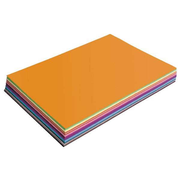Karton fotograficzny (300 g/mkw) w 25 kolorach