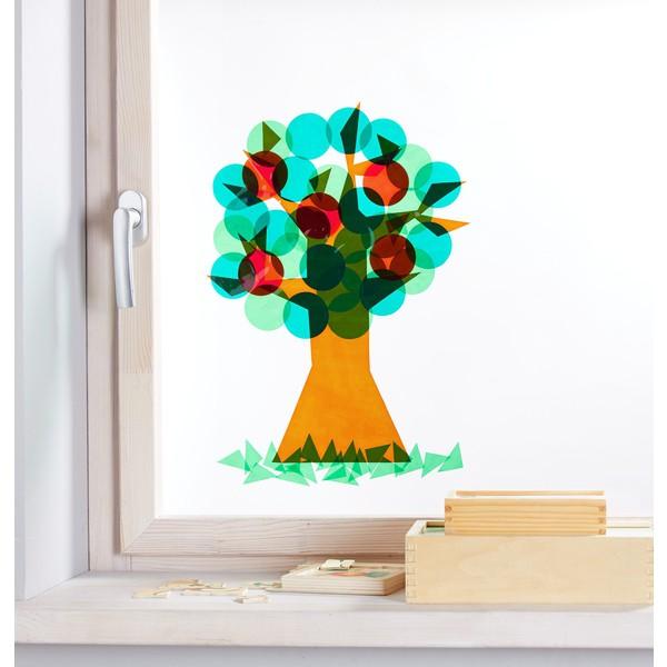 """Zrób to sam Froebel """"Drzewo i pory roku"""""""