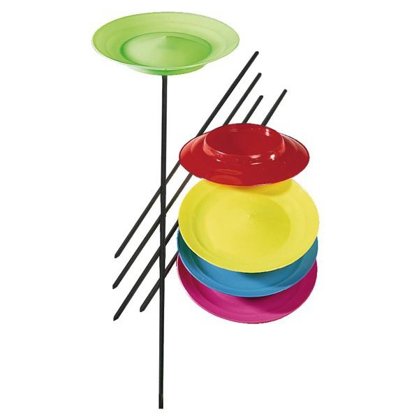 Talerze żonglerskie, 3 sztuki